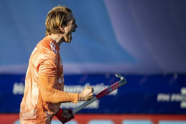 Nederland kroont zich tot Europees hockeykampioen
