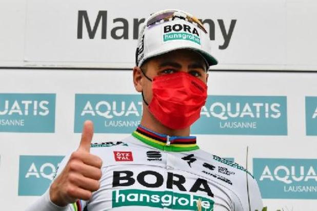 """Sagan kan weer winnen: """"Ben nooit weggeweest"""""""