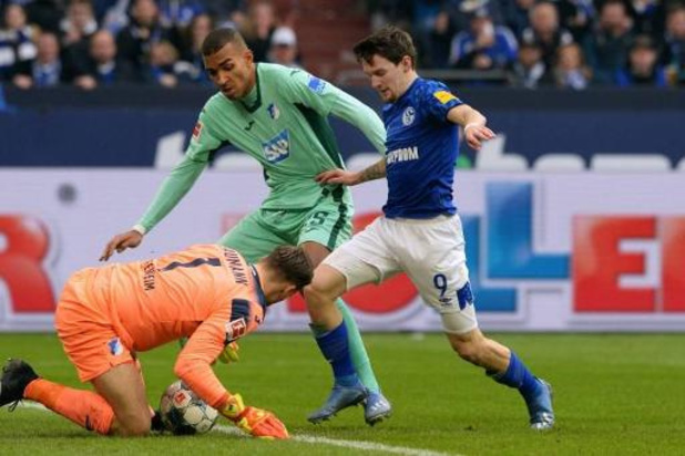 Benito Raman traverse une période compliquée avec Schalke 04