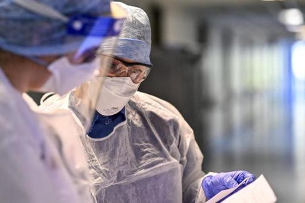 UZ Leuven kent toename van ziekenhuisopnames op niet-intensieve afdeling