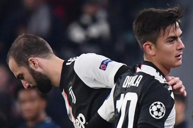 Juventus: Higuain s'en va, Dybala reste, dit Pirlo