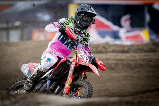 WK motorcross - GP van Duitsland - Tim Gajser slaat dubbelslag in MXGP