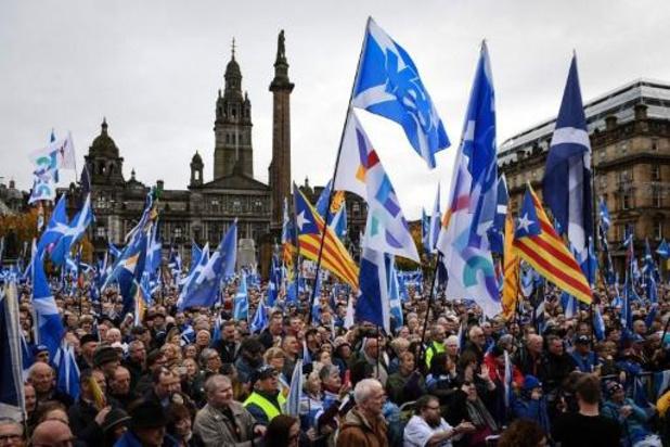 """L'indépendance de l'Ecosse est """"à portée de main"""" selon la Première ministre écossaise"""