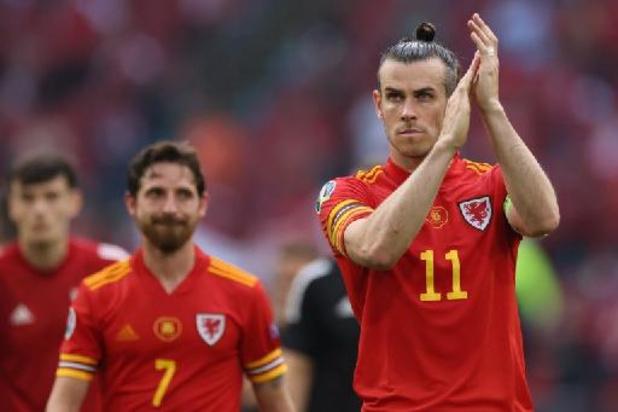 """Bale spreekt dan toch over toekomst als international: """"Wil blijven spelen"""""""