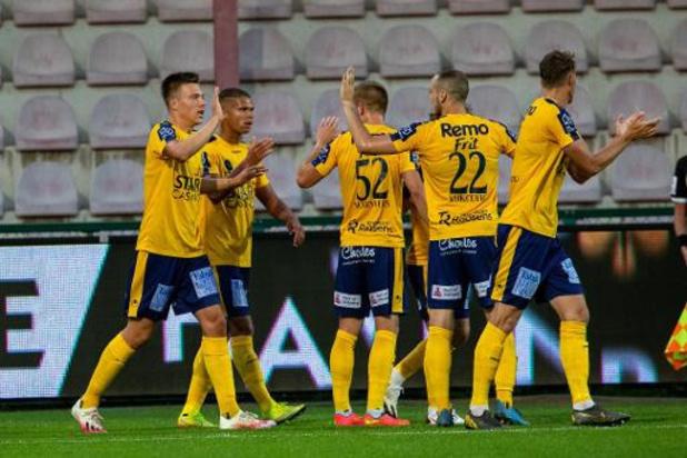 Jupiler Pro League - Waasland-Beveren wint met 1-3 in Kortrijk