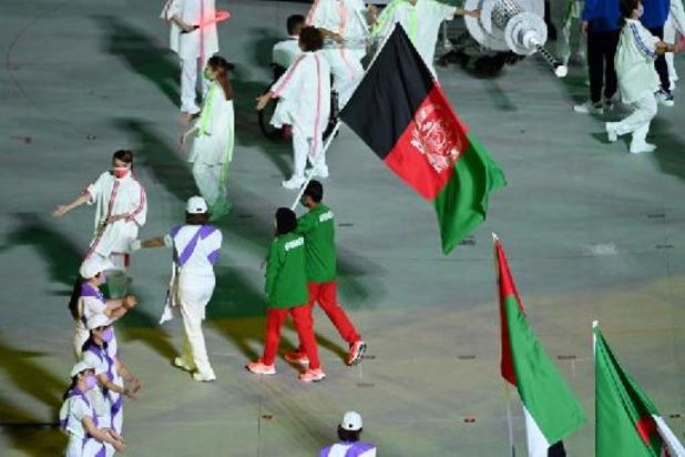 """Talibans au pouvoir en Afghanistan - Tous les sportifs olympiques sont """"hors du pays"""", assure le CIO"""