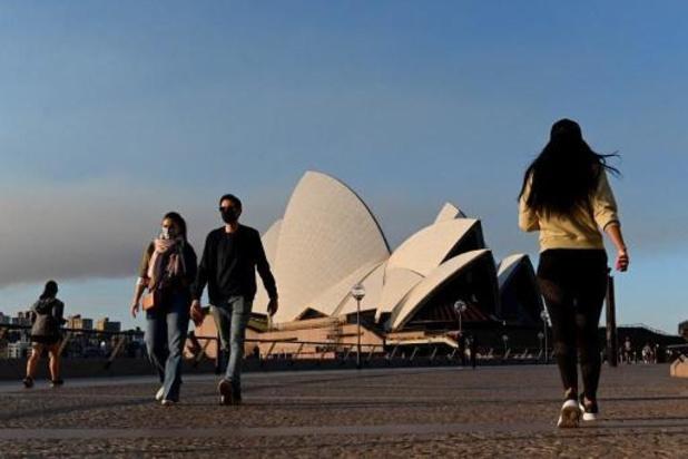 Voor het eerst meer dan 1.000 besmettingen in Sydney