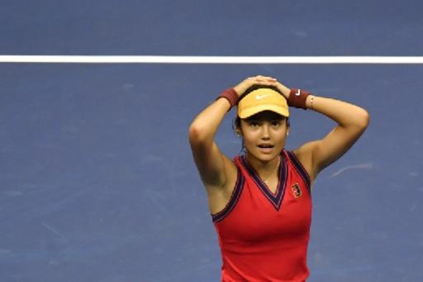 US Open : une finale inattendue entre deux adolescentes