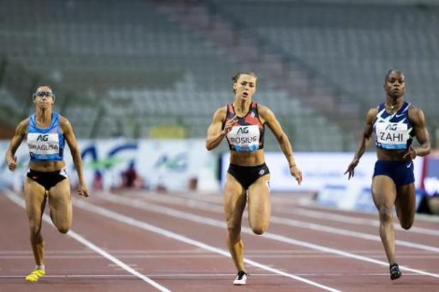 """Memorial Van Damme - Rani Rosius wint 100 meter: """"Wat een onwaarschijnlijke ervaring"""""""