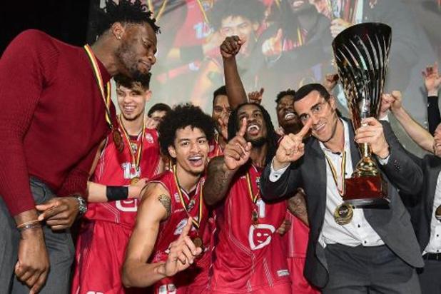 La Coupe de Belgique de basket devient 'The EuroMillions Cup'