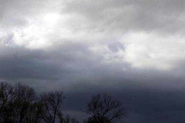 Météo : des nuages, de la pluie et des éclaircies au menu