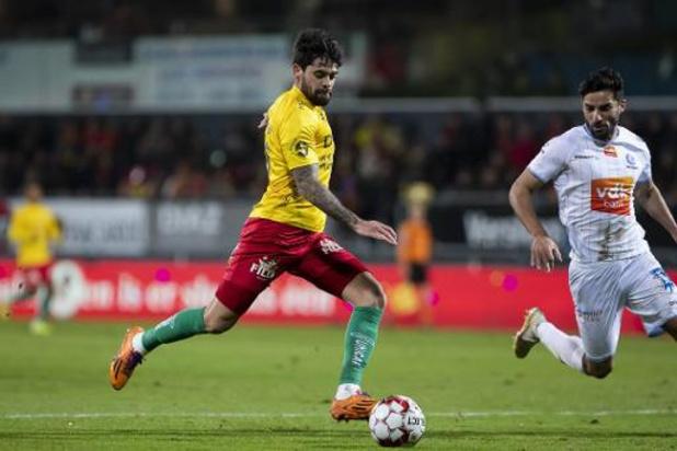 Athletico Paranaense contracteert Fernando Canesin tot eind 2021