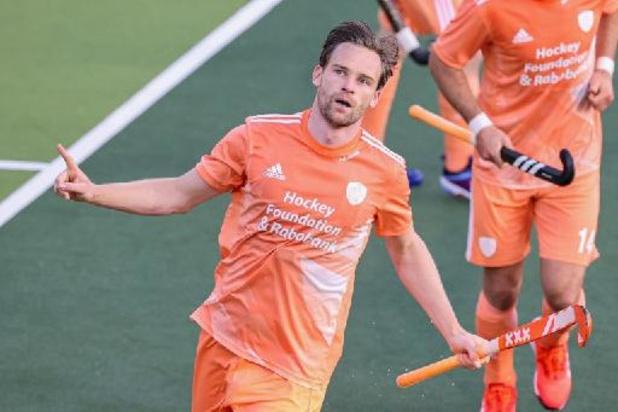EK hockey (m) - Red Lions tegen Nederland in halve finales