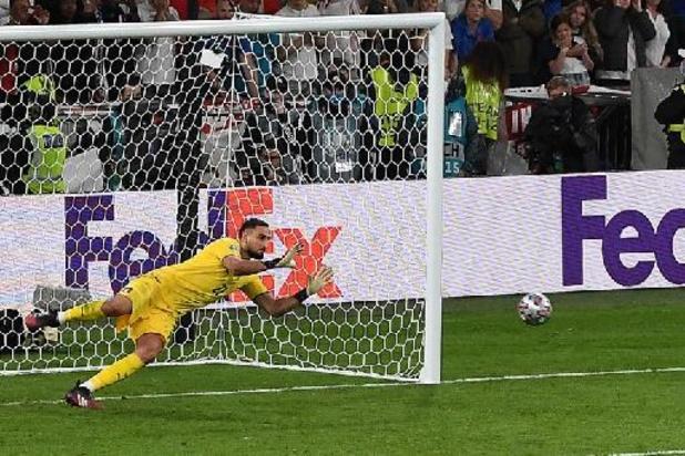 EK 2020 - Italiaanse doelman Donnarumma wint trofee van beste speler