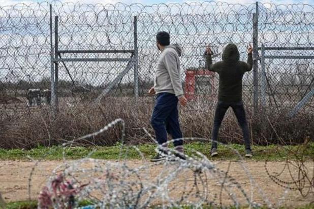 Griekenland gaat twee nieuwe kampen bouwen