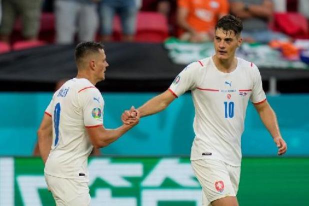 """Euro 2020 - Le Tchèque Tomas Holes salue """"une performance collective"""" contre les Pays-Bas"""