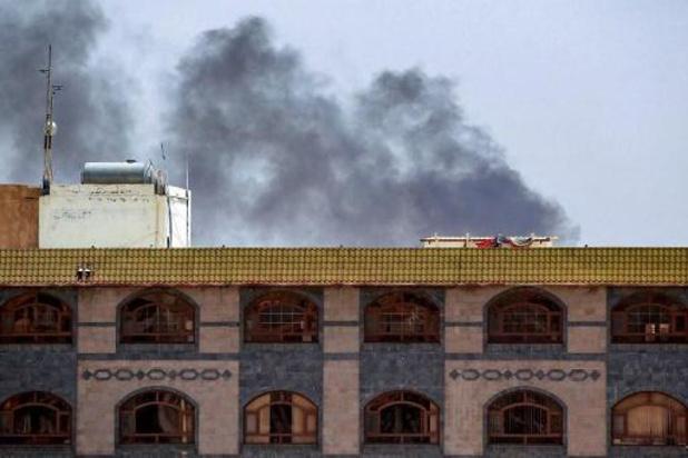 Coalitie geleid door Ryad zegt bombardementen tegen Houthi's gestaakt te hebben