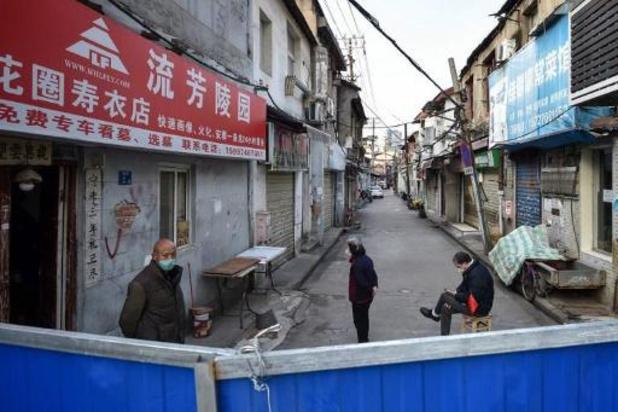 Wuhan komt terug op eerder bericht: mensen mogen stad toch niet verlaten