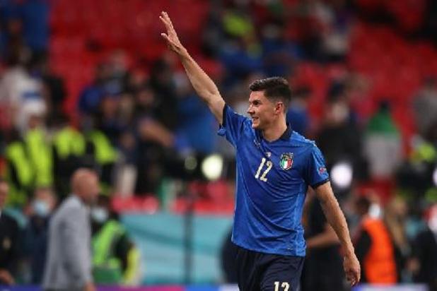 Matteo Pessina espère que l'Italie pourra profiter de sa connaissance de Lukaku