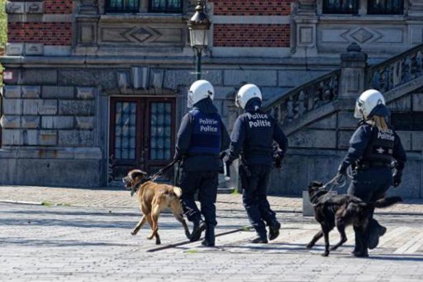 Plusieurs arrestations à Anderlecht ce samedi suite à des émeutes