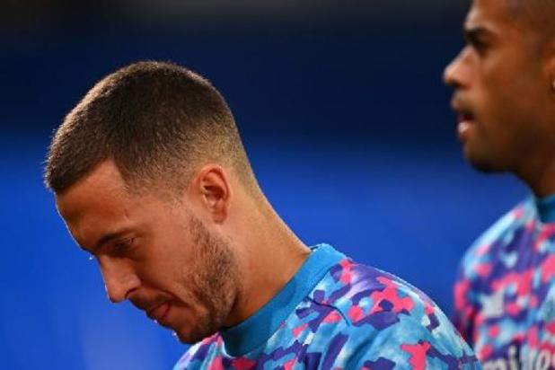 Belgen in het buitenland - Eden Hazard invaller bij Real Madrid, dat tanden stuk bijt op Villarreal