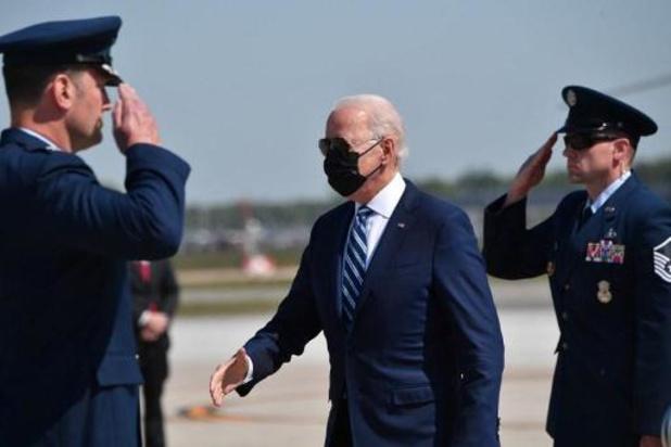 """Biden wil vandaag nog """"aanzienlijke de-escalatie"""" van conflict tussen Israël en Hamas"""