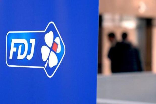 FDJ: le prix de l'action fixé à 19,90 euros, haut de la fourchette initiale
