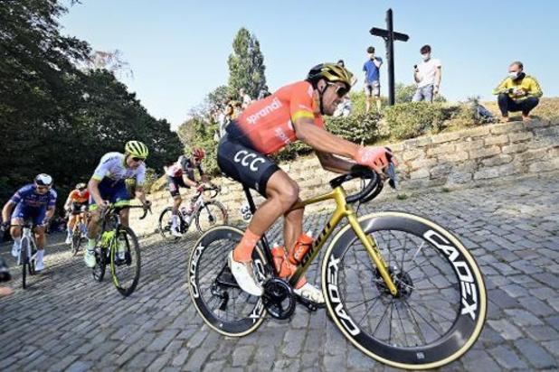 Greg Van Avermaet hakt vrijdag knoop door over deelname Ronde van Vlaanderen