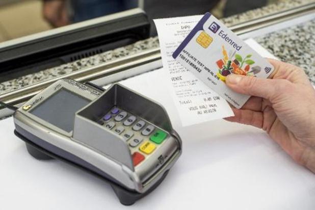 Le Conseil national du travail veut un passage total aux éco-chèques électroniques