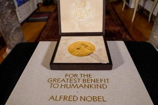 Nobel de la paix: 329 candidats en lice cette année