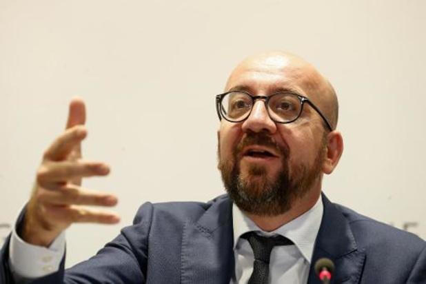 Algemene Vergadering VN - Premier Michel moet Belgische ambitie opkrikken