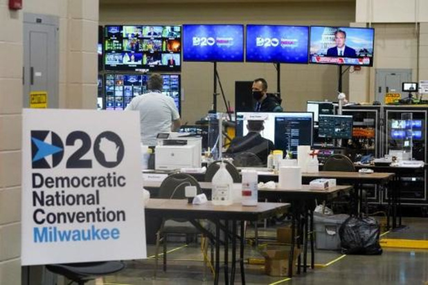 Amerikaanse presidentsverkiezingen 2020 - Virtuele conventie van Democraten van start gegaan