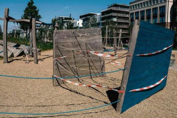 Speeltuinen vanaf woensdag open voor kinderen tot 12 jaar