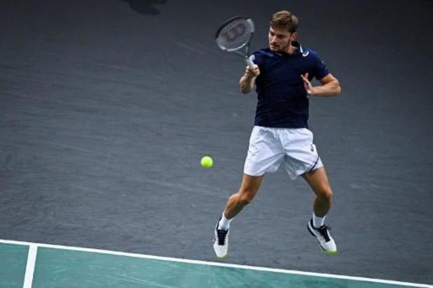 ATP Antalya: David Goffin expéditif face à Stefano Travaglia et file en demi-finale