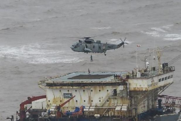 Inde: des dizaines de morts et disparus à la suite du passage du cyclone Tauktae