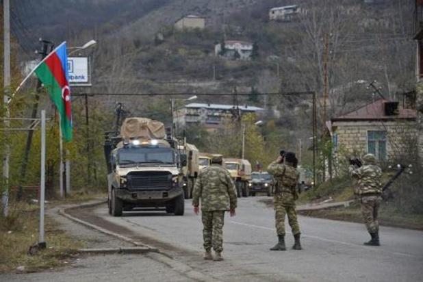 Amnesty vraagt onderzoek naar onthoofding en oorlogsmisdaden in conflict Nagorno-Karabach