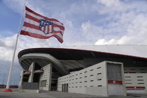 L'Atlético Madrid et l'Inter Milan se retirent à leur tour