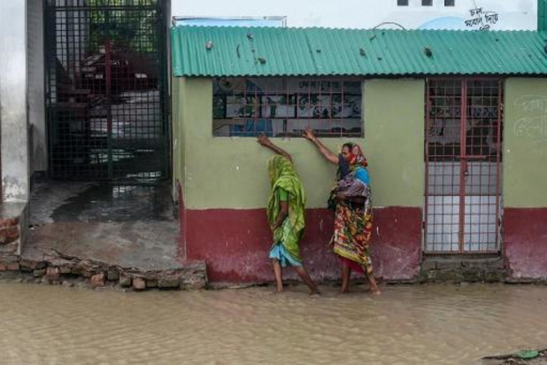 Cycloon Amphan eiste al acht mensenlevens