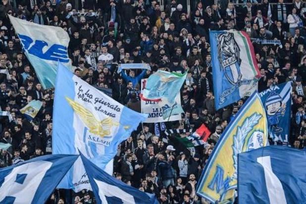 Lazio Roma wil dat supporters meebetalen voor Europese boete