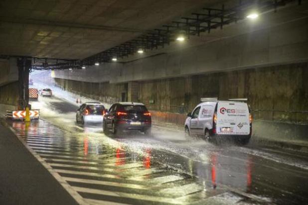 Bruxelles plutôt épargnée par l'orage et les fortes pluies