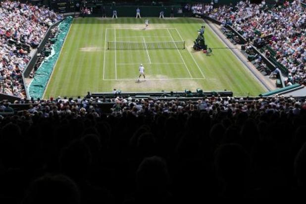Organisatoren bevestigen: Wimbledon geannuleerd