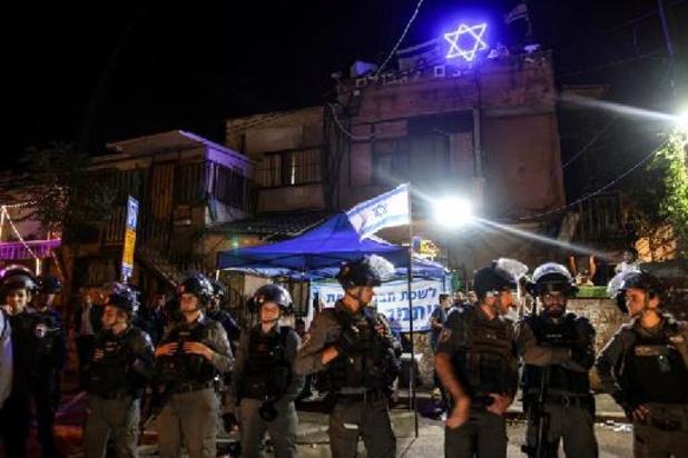 Jérusalem: retour sur une semaine d'accrochages violents