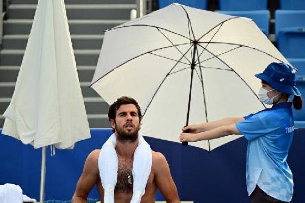 Novak Djokovic ne fait qu'une bouchée de Kei Nishikori et file en demi-finales