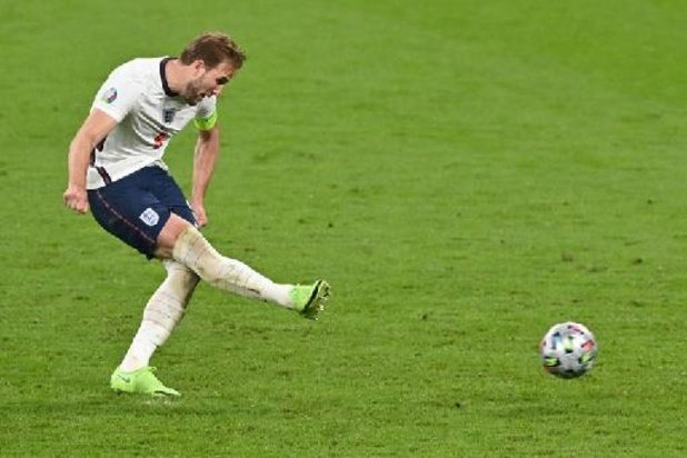 EK 2020 - Engeland klaart de klus in de verlengingen tegen Denemarken