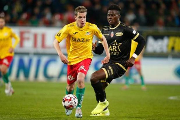 Michiel Jonckheere va quitter Ostende pour Courtrai