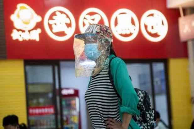 Twintigtal nieuwe coronabesmettingen in China