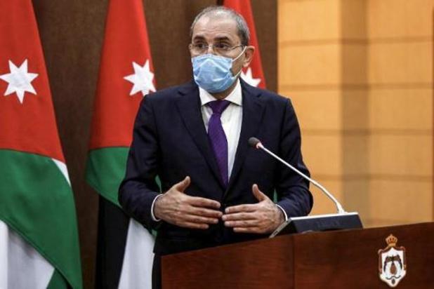 La Jordanie insiste sur une solution à deux Etats après les accords de paix