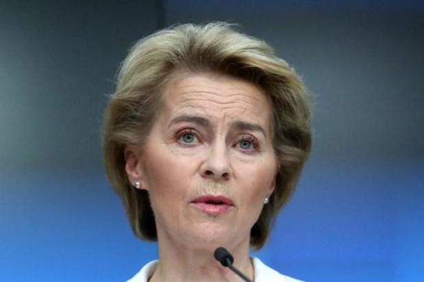 EU trekt nog 4,9 miljard euro uit voor strijd tegen virus