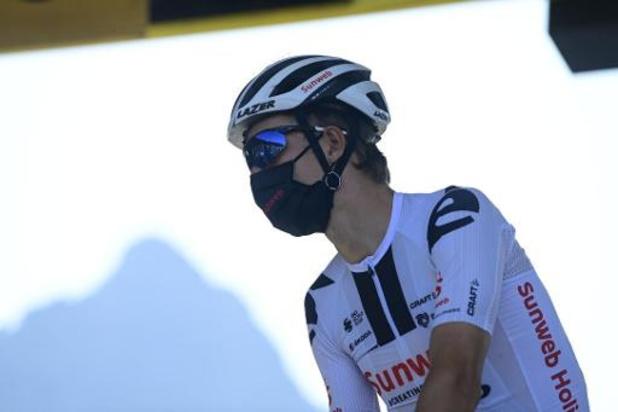 Parijs-Nice: Cees Bol sprint naar ritwinst, Michael Matthews is de nieuwe leider