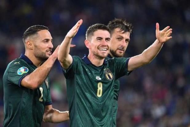 Qualifications Euro 2020 - L'Italie se qualifie pour l'Euro 2020, l'Espagne perd ses deux premiers points